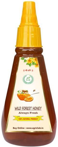 AGRI CLUB Wild Forest Honey