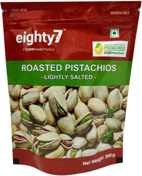 Eighty7 California Salted Pista Pistachios