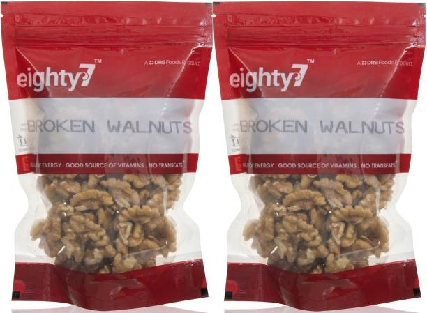 Eighty7 California Broken Akhrot Tukda Walnuts