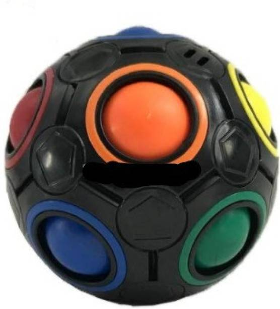 Miss & Chief Rainbow Ball Color Matching Puzzle