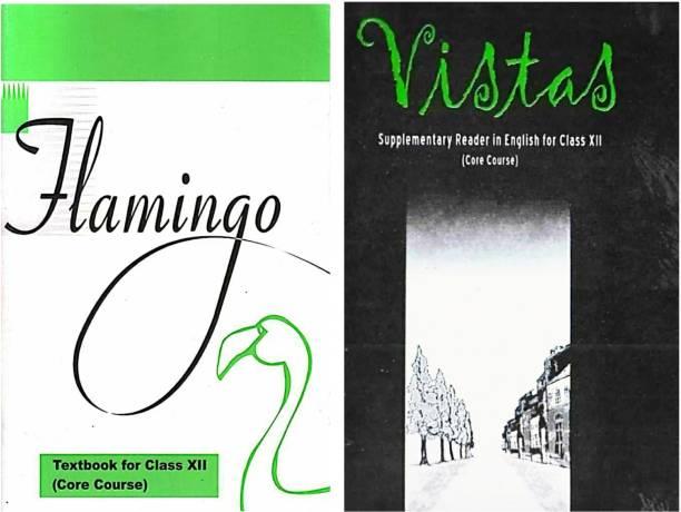 English Textbook Class 12, Flamingo And Vistas New Original Book