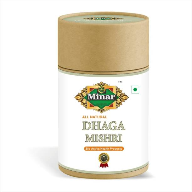 Minar 100% Natural & Organic Dhaga Mishri - 300gm Sugar