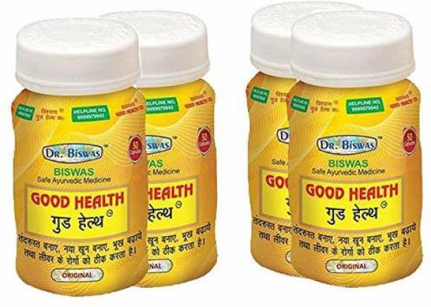 Dr. Biswas GOOD HEALTH (PACK OF 4)
