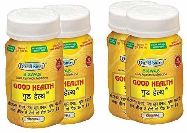 Dr. Biswas GOOD HEALTH (PACK OF 4)