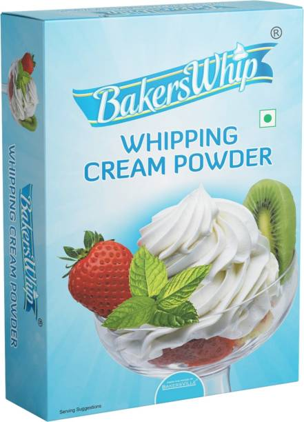 Bakerswhip Whipping Cream Powder Icing