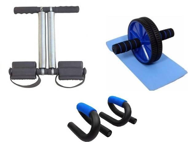 KBMART tummy trimmer , ab wheel , push up bar Push-up Bar