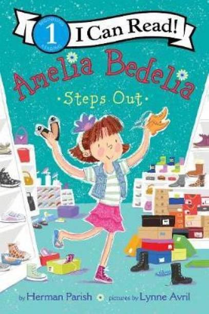 Amelia Bedelia Steps Out