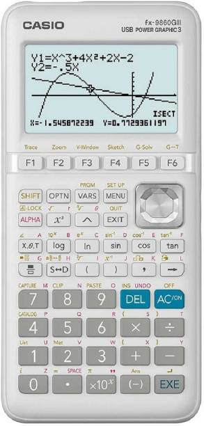 CASIO FX-9860GIII Graphic Graphical  Calculator