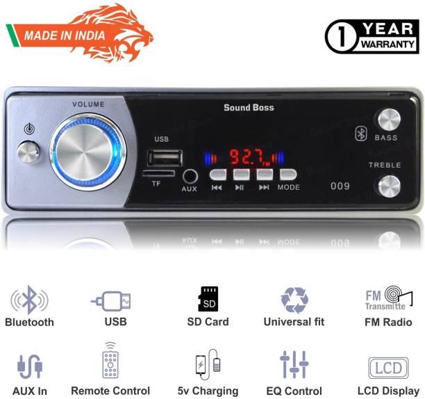 Sound Boss Blutooth/ MP3/FM/USB/SD/AUX -SB-990 Car Stereo