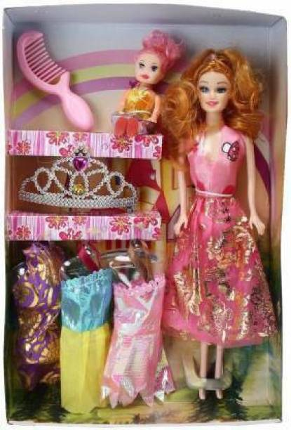 DsentSports d111 Lovely Doll With Accessories