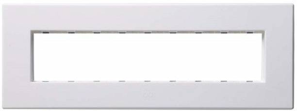 Anchor By Panasonic Modular Square (white, Pack of 2) Wall Plate