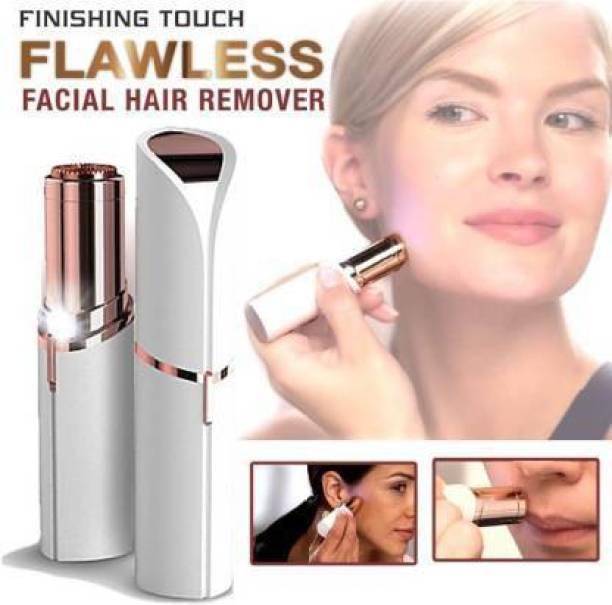 BEAUT-ERA Flawless Painless Women's facial hair remover Cordless Epilator Wax