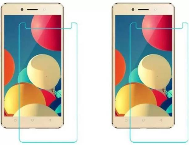 NKL Tempered Glass Guard for Itel Wish A41 Plus