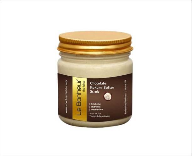 Le Bonheur Chocolate Kokum Butter  Scrub