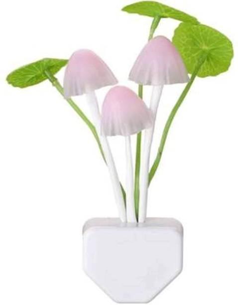 MARUTI ENTERPRIS LED Mashroom light with sensor for home , office, school ,etc,.(pack of 1 ) Smart Sensor Light