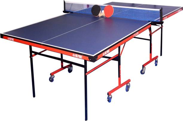 BIGPRINT SPORTS CLUB Rollaway Indoor Table Tennis Table