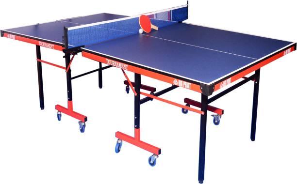 BIGPRINT SPORTS Tournament Rollaway Indoor Table Tennis Table