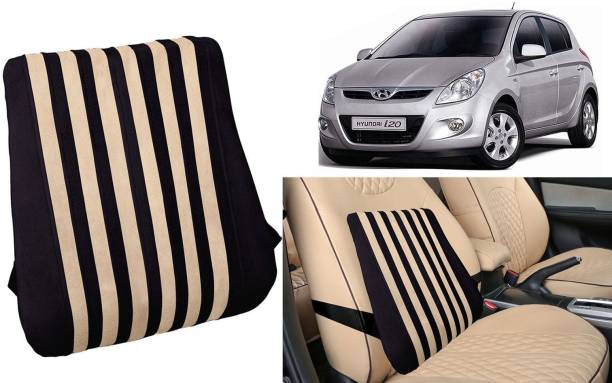 Auto Kite Velvet Seating Pad For  Hyundai Elite i20