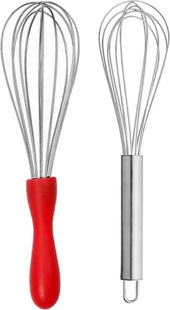 OC9 2 Stainless Steel Balloon Whisk