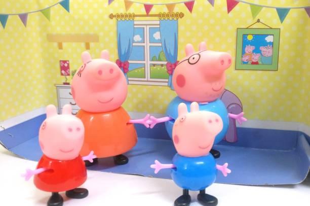 NAGP Peppa Pig Family
