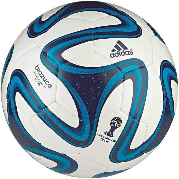 ADIDAS Brazuca Glider Replica Top Training Football - Size: 5