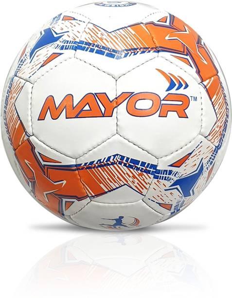 MAYOR Star Football - Size: 5