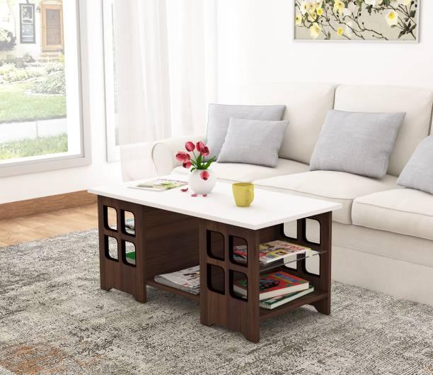Okra SYMETRIC Engineered Wood Coffee Table