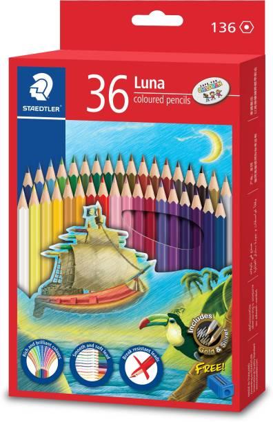 STAEDTLER Luna colour pencils Hexagonal Shaped Color Pencils