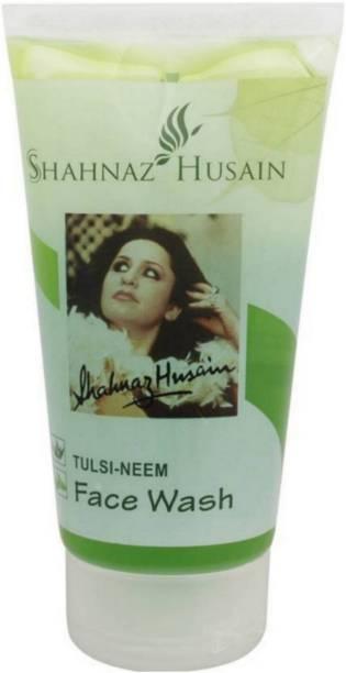Shahnaz Husain Neem Tulsi Face wash 150gm (pack of 50*3) Face Wash