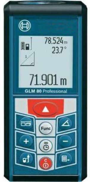 PUNYAANSH COLLECTION GLM 80 Laser Distance Meter GLM 80 Laser Distance Meter Non-magnetic Electronic Level Non-magnetic Electronic Level
