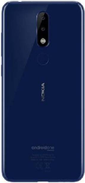 AS TAG ZONE Nokia 5.1 Plus Back Panel