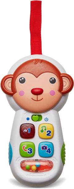 Miss & Chief Light music animal learning mobile phon