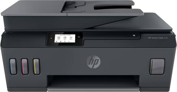 HP Smart Tank 530 Multi-function WiFi Color Printer with Voice Activated Printing Google Assistant and Alexa