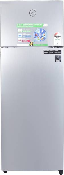 Godrej 290 L Frost Free Double Door 3 Star Convertible Refrigerator
