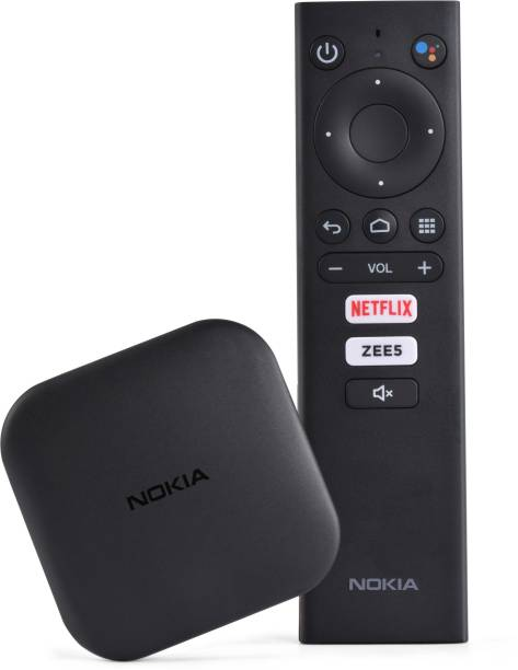 Nokia Media Streamer with Built- In Chromecast