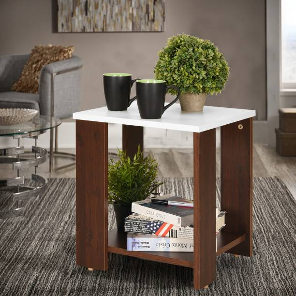 4Homez Meydan Engineered Wood Bedside Table
