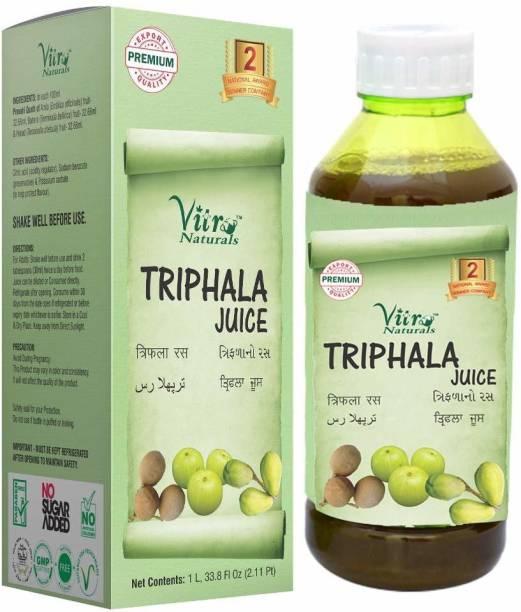 Vitro Naturals Naturals Triphala Juice