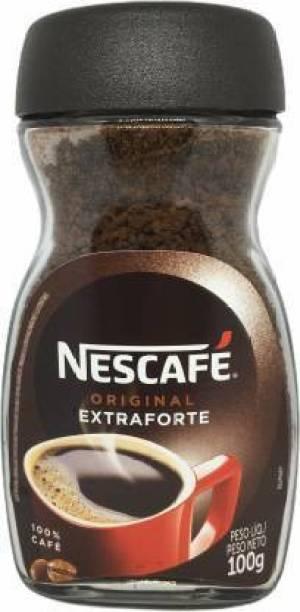 Nescafe Original Extraforte 100% Cafe Coffee Instant Coffee (100 g) Instant Coffee