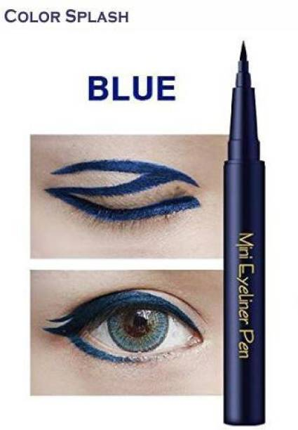 Color Splash Mini Pen Eyeliner 1.2 ml