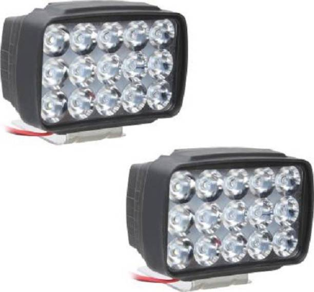 Zealsy LED Fog Lamp Unit for Universal For Car, Hero, Maruti Suzuki, Hyundai, Suzuki, Yamaha, TVS