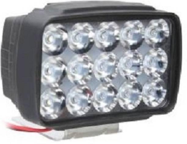Gadget Deals LED Fog Lamp Unit for Universal For Car, TVS, Yamaha, Suzuki, Royal Enfield, Hero, Hyundai, Maruti Suzuki, Mahindra