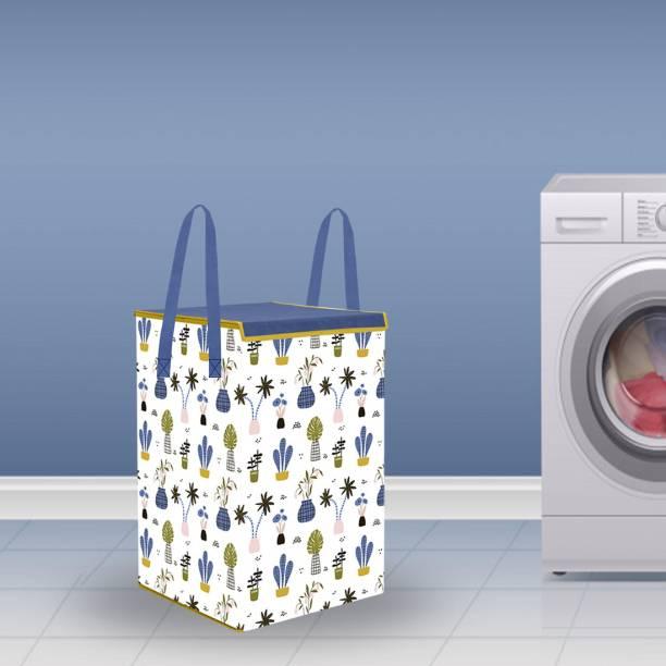 Flipkart SmartBuy 70 L White Laundry Basket