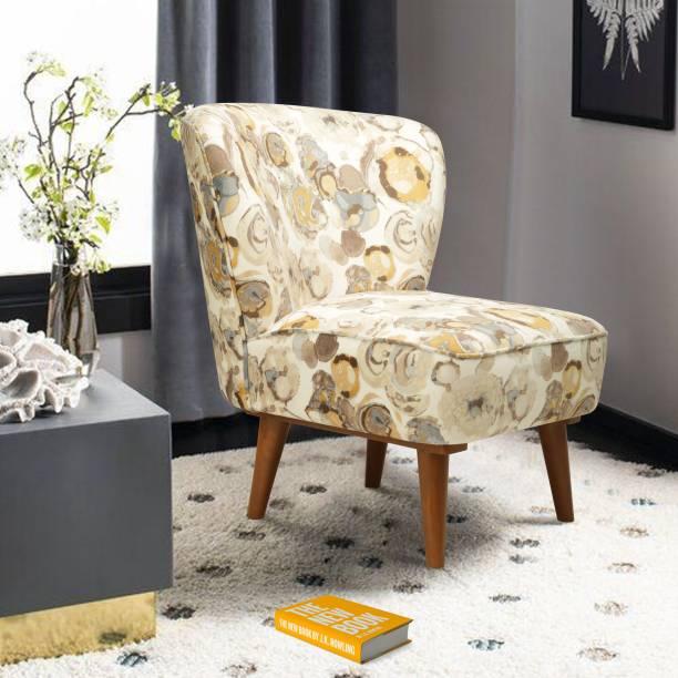 ARRA Cierra Solid Wood Living Room Chair