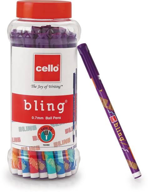 cello Bling Techno Ball Pen