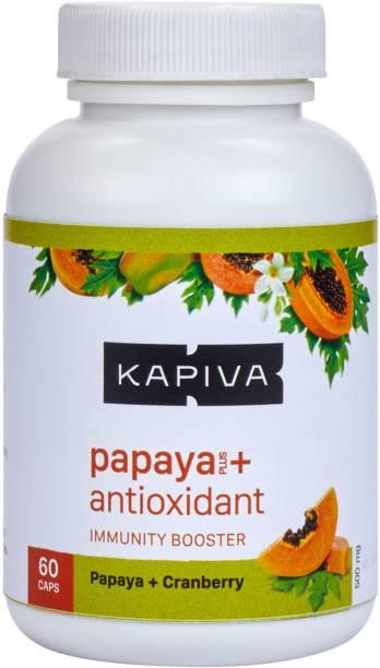 Kapiva Papaya + Anti-Oxidant Capsules