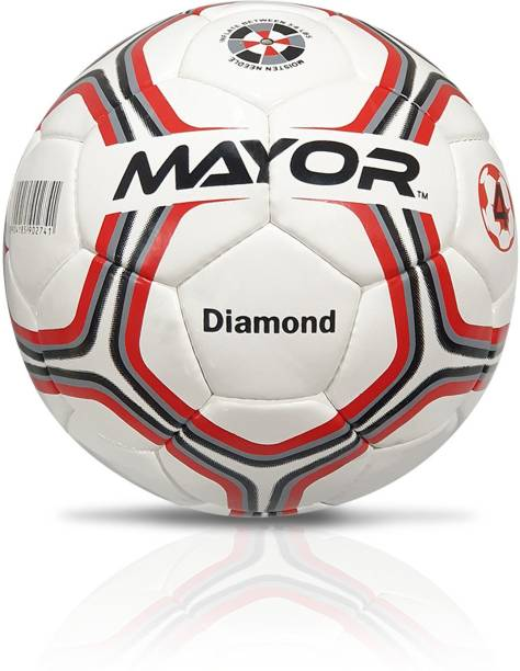 MAYOR Diamond Football - Size: 4