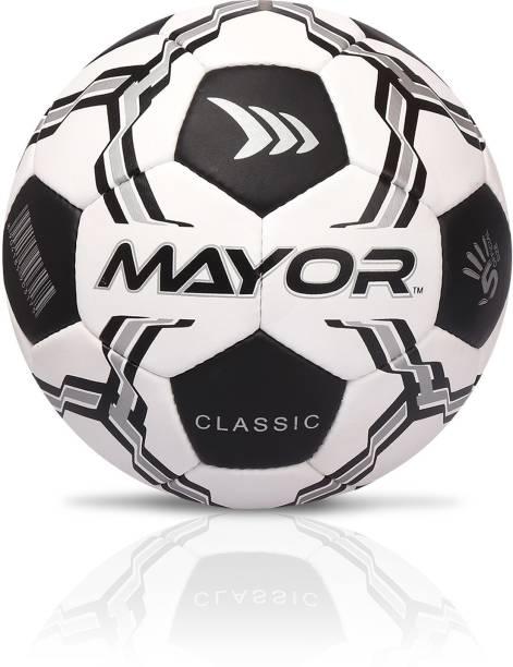 MAYOR Classic Football - Size: 5
