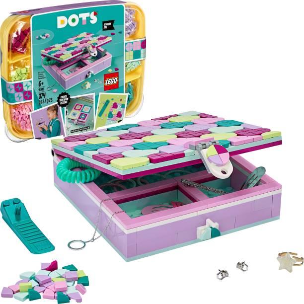 LEGO Jewelry Box