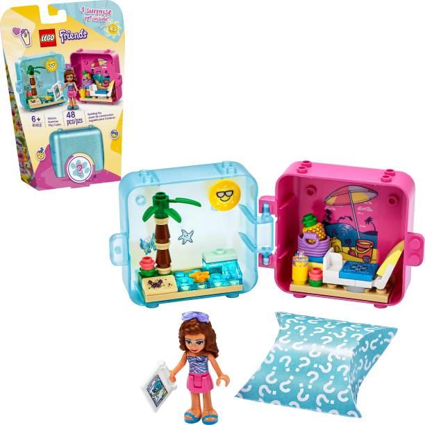 LEGO Olivia's Summer Play Cube