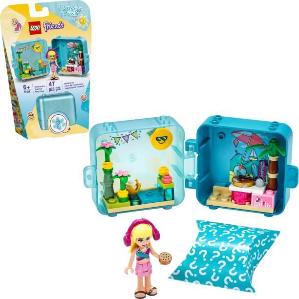 LEGO Stephanie's Summer Play Cube